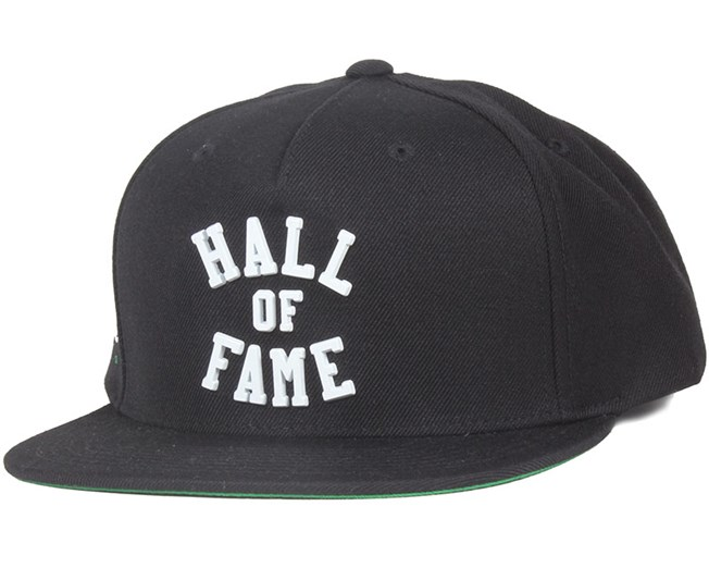Flex Black Snapback - Hall of Fame