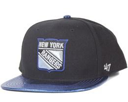 NY Rangers Tragic Ride Blue Snapback - 47 Brand