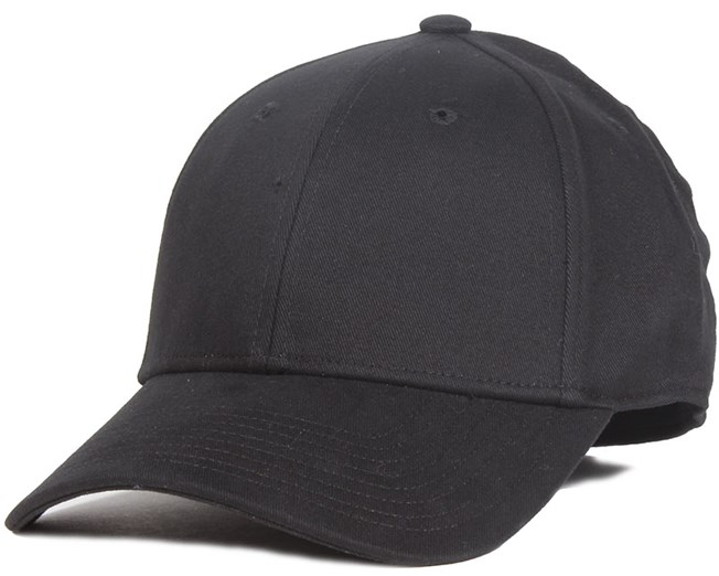 Flexfit Black - Basic Cap