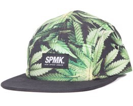 Weed 2 Green 5-Panel - Space Monkey