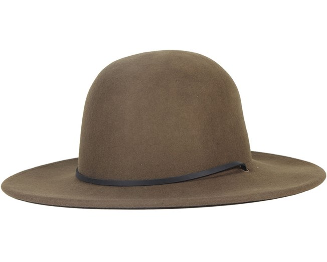 Tiller Hat Light Olive - Brixton