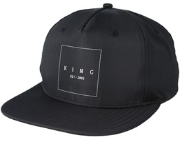 Bramton Black Snapback - King Apparel