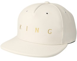 Pitchford White Snapback - King Apparel