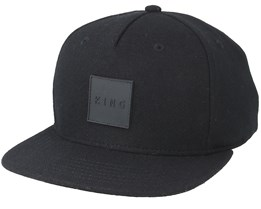Tunmarsh Black Snapback - King Apparel