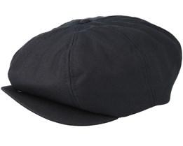 Jacksonport Black Flat Cap - Dickies