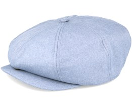 Jacksonport Light Blue Flat-cap  - Dickies