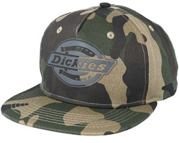 Oakland Camouflage Snapback - Dickies