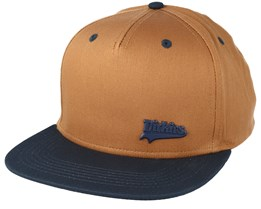 Murrysville Brown Duck Snapback - Dickies