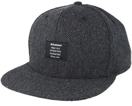 Brackenridge Black Snapback - Dickies