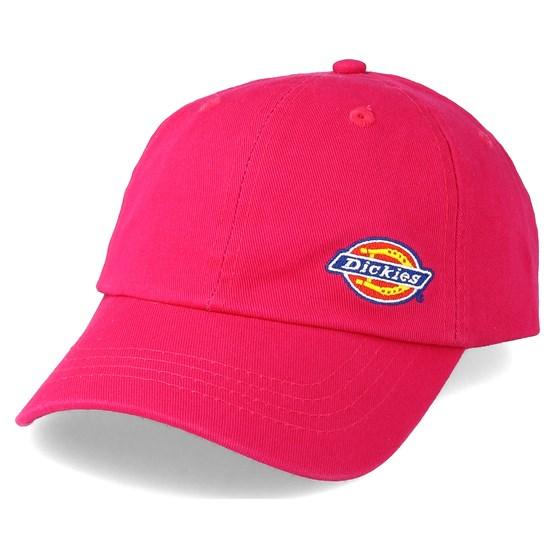 Willow City Rose Pink Adjustable Dickies Keps