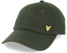 Woollen Forest Green Marl Adjustable - Lyle & Scott