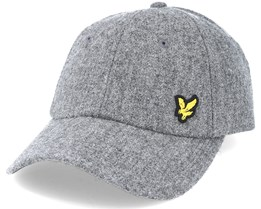 Woollen Nyd Grey Marl Adjustable - Lyle & Scott