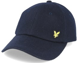 Woollen New Navy Adjustable - Lyle & Scott