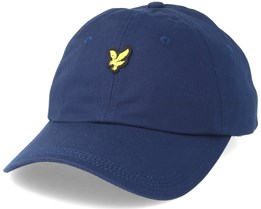 Baseball Cap Dark Navy Adjustable - Lyle & Scott