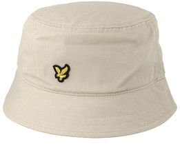 Cotton Twill Light Stone Bucket - Lyle & Scott