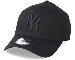 NY Yankees 39thirty Black/Black - New Era