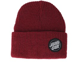Outline Dot Blood Beanie - Santa Cruz