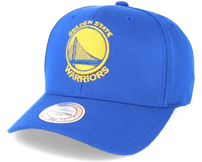 Golden State Warriors Flex 110 Blue Adjustable - Mitchell   Ness keps -  Hatstore.se 2bfbb9f5f7cd0