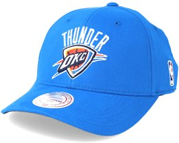 Oklahoma City Thunder Flexfit 110 Low Pro Adjustable - Mitchell & Ness