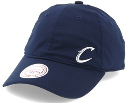 Cleveland Cavaliers Navy Adjustable - Mitchell & Ness