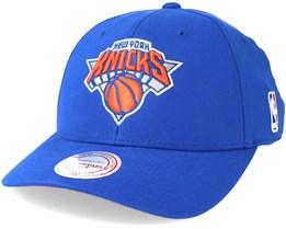 New York Knicks Flexfit 110 Low Pro Adjustable - Mitchell & Ness