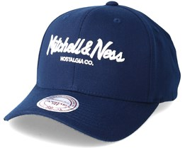 Pinscript 110 Navy Adjustable - Mitchell & Ness