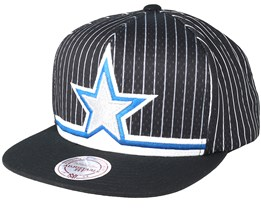 Orlando Magic Jersey Navy Snapback - Mitchell & Ness