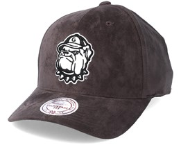 Georgetown University Classic Dark Brown Adjustable - Mitchell & Ness