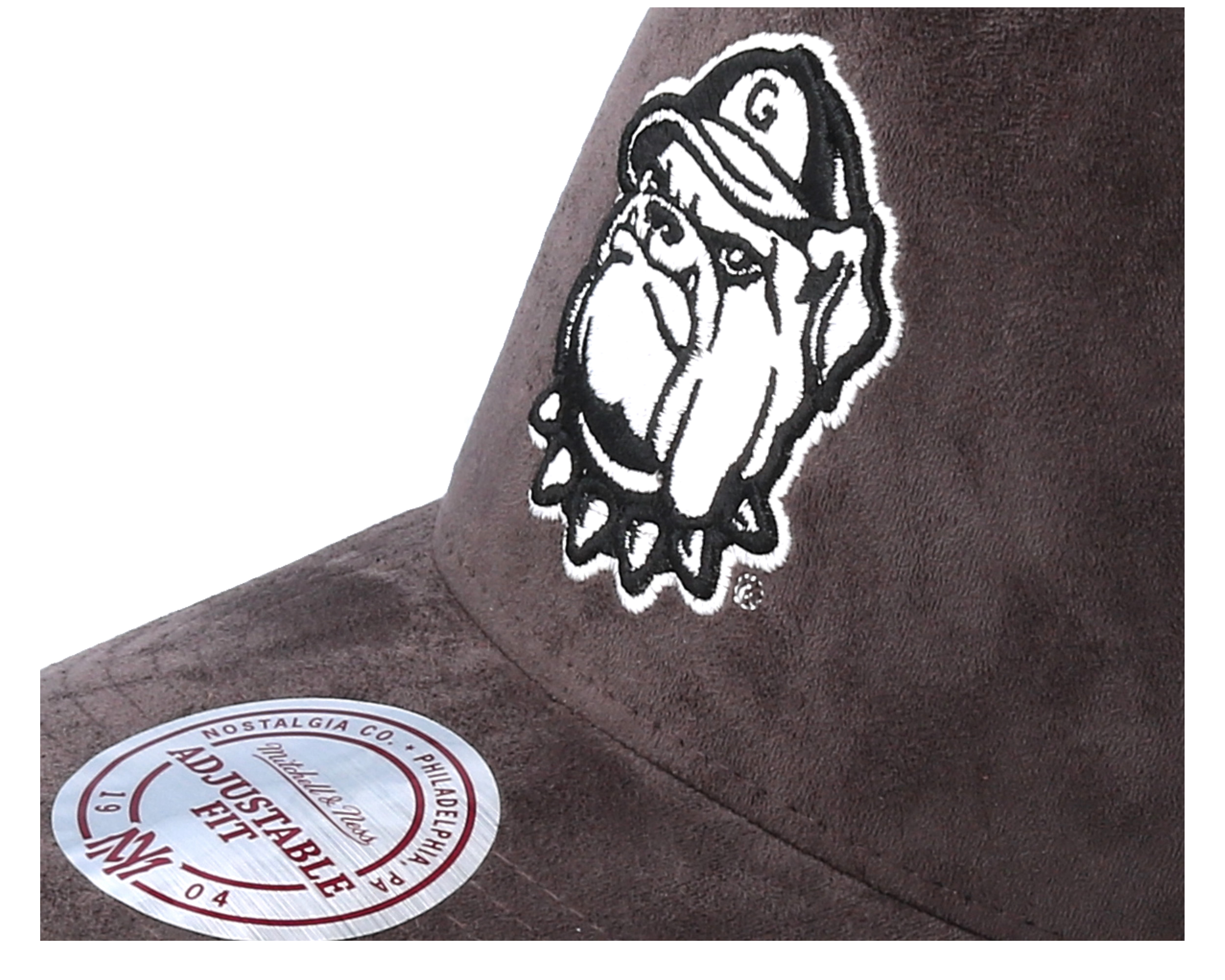 Georgetown university classic dark brown adjustable for Georgetown tattoo shops