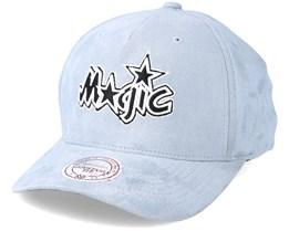 Orlando Magic Classic Grey Adjustable - Mitchell & Ness