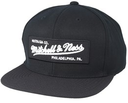 Full Dollar Black Snapback - Mitchell & Ness