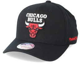 Chicago Bulls Eazy Black 110 Adjustable - Mitchell & Ness