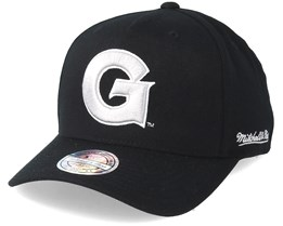 Georgetown Hoyas Eazy Black 110 Adjustable - Mitchell & Ness