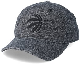 Toronto Raptors Brushed Jersey Grey Adjustable - Mitchell & Ness
