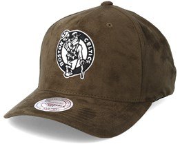 Brooklyn Nets Classic Olive Adjustable - Mitchell & Ness
