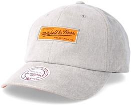 Own Brand Haze Grey/Orange Adjustable - Mitchell & Ness