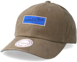 Own Brand Haze Taupe/Blue Adjustable - Mitchell & Ness