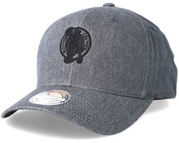 Boston Celtics Haze Grey Adjustable - Mitchell & Ness