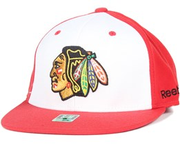 Chicago Blackhawks Basic League Fitted - Reebok