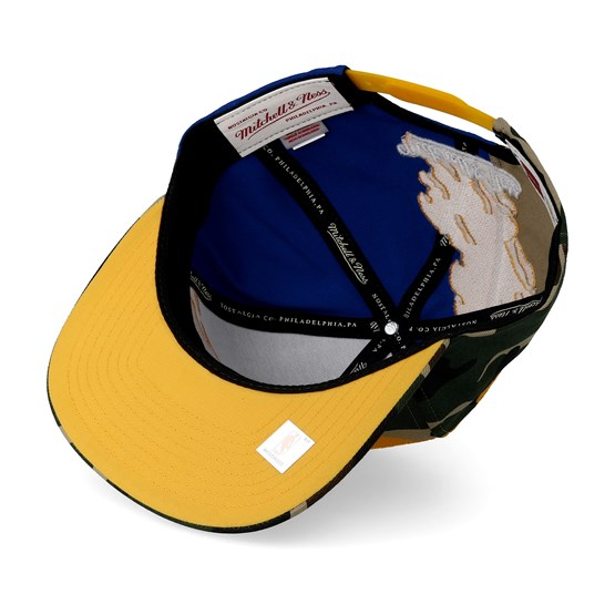 unique design incredible prices exclusive shoes australia golden state warriors mitchell ness nba paint brush ...