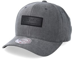 Own Brand Washed Heather Black Adjustable - Mitchell & Ness