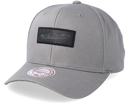 Own Brand Washed Heather Grey Adjustable - Mitchell & Ness