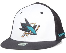 San Jose Sharks Basic League Fitted - Reebok