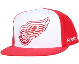 Detroit Red Wings Basic League Snapback - Reebok