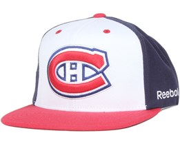 Montreal Canadiens Basic League Snapback - Reebok