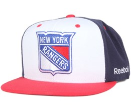 NY Rangers Basic League Snapback - Reebok
