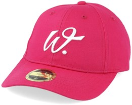 Kids New York Junior Dark Pink Adjustable - State Of Wow
