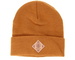 Official Fold Rust Beanie - Upfront