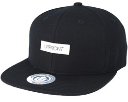 Pin-up Vinyl Black Snapback - Upfront