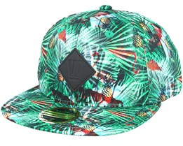 Kids Flamingo Youth Multi Snapback - State of wow